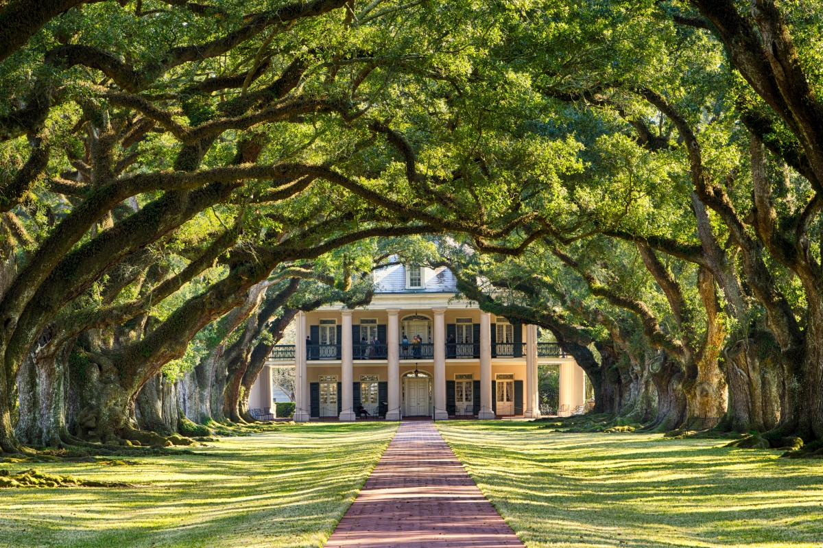 Road Trip through the Deep South | 10 Beautiful Plantations that are worth a visit