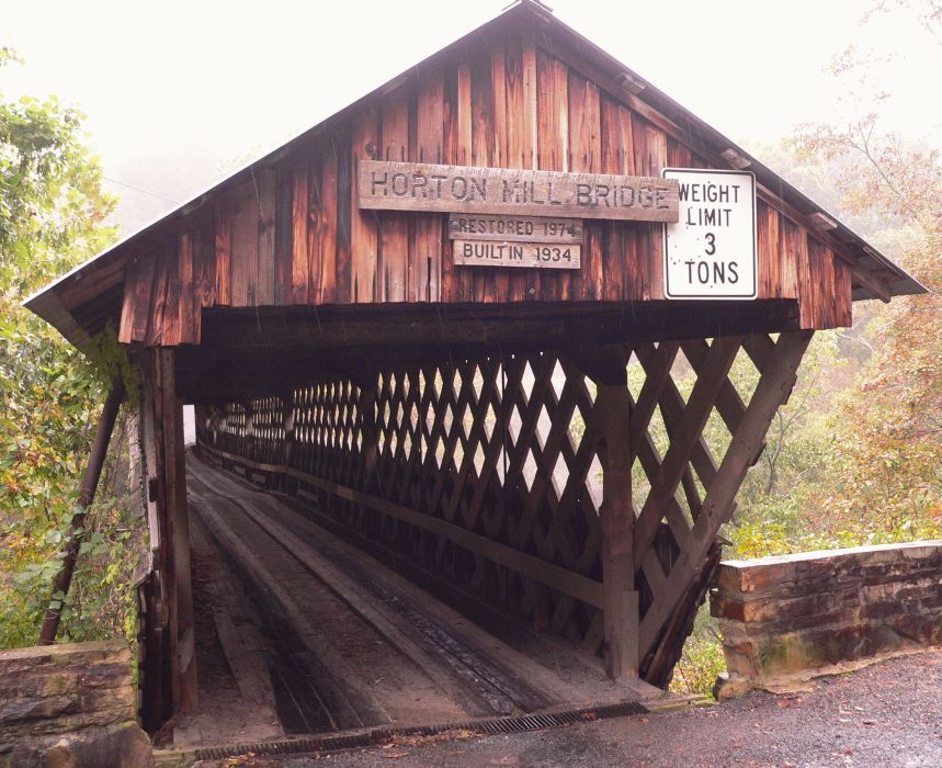 Horton Covered Bridge