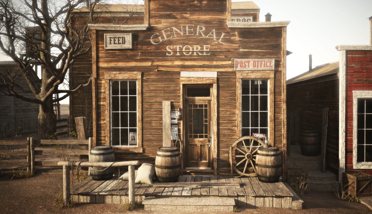 Ghost Town Getaways | USA